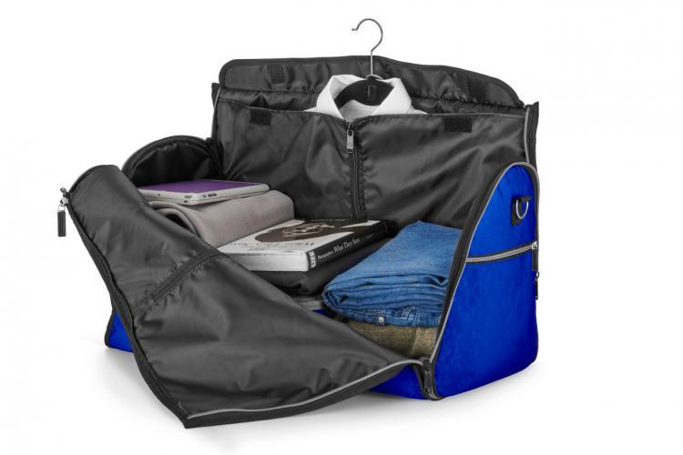 a5ac3652e Garment Duffel Bag - Biaggi Hangeroo Garment Bag Turns Into a Duffel Bag -  Best Business