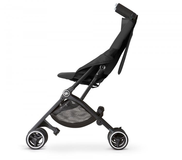 GB Pockit Stroller - World's Most Compact Folded Baby Stroller