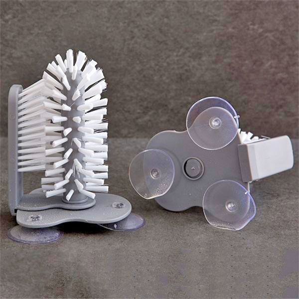 Suction Cup Dish Brush