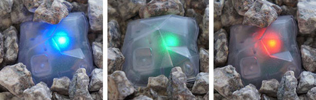 Ghost Detecting Stone Lights Up If a Ghost Is Nearby - Baketan Reiseki ghost finding rock