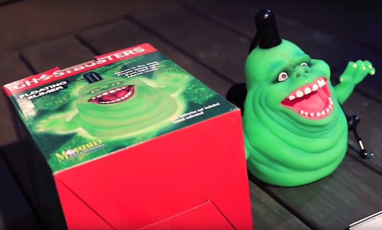 Ghostbusters Floating Slimer Halloween Decoration