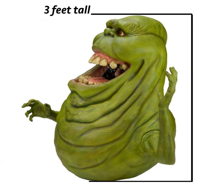 Life-size Ghostbusters Slimer Replica