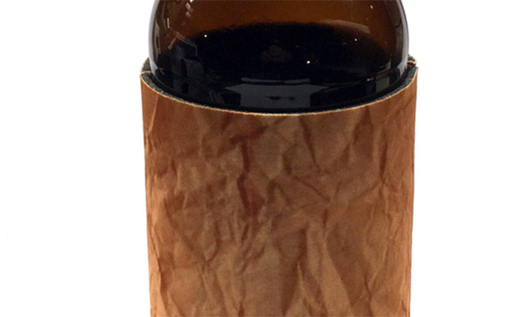 Giant 40 oz Beer Koozie - Paper Bag