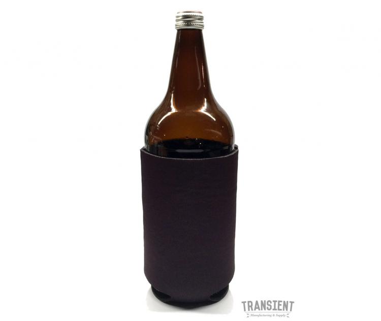 Giant 40 oz Beer Koozie - Black