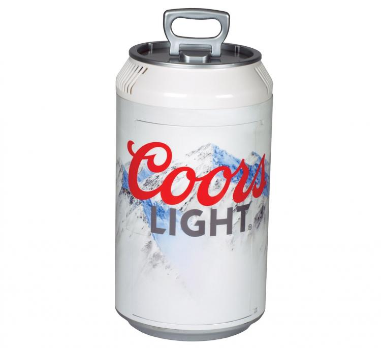 Giant Coors Light Can Beer Cooler