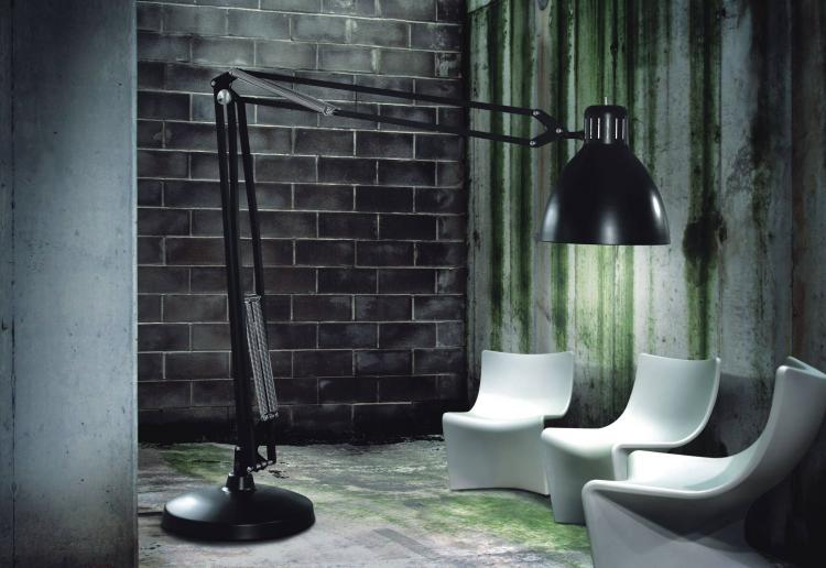 Giant Floor Lamp - The Great JJ Floor Lamp