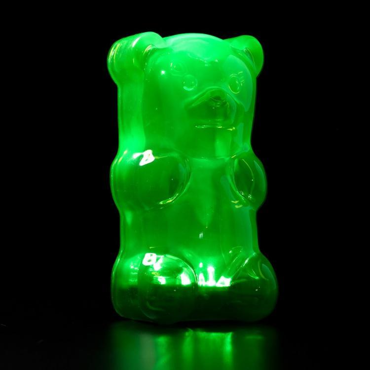 gummy bear night light portable with 60 minute sleep timer