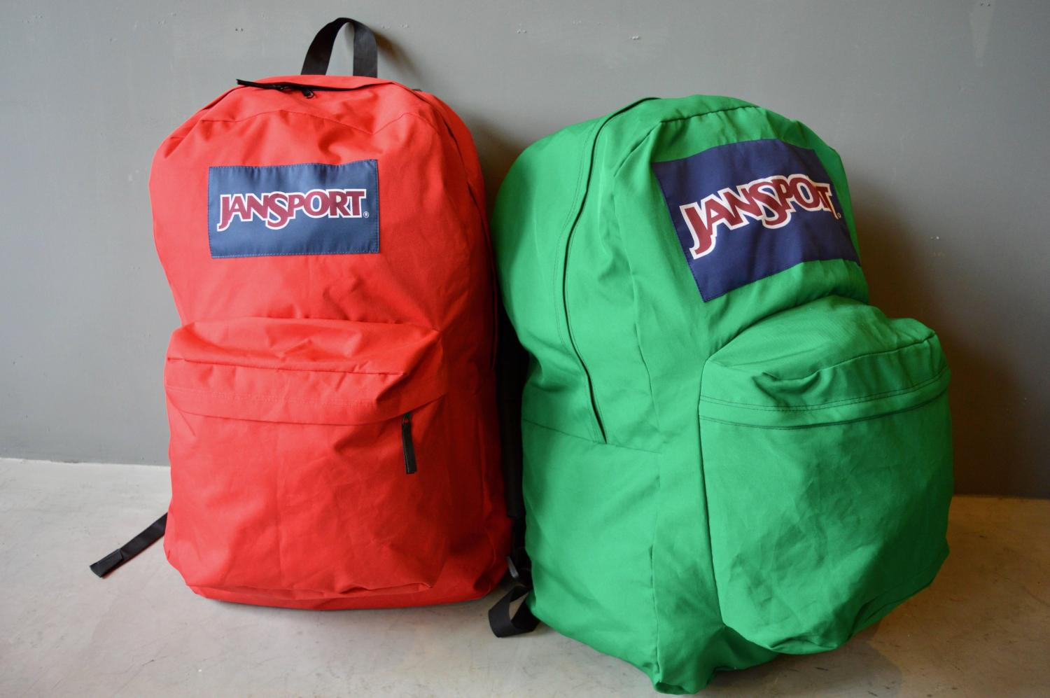 Giant Backpack - Jumbo Jansport Backpack