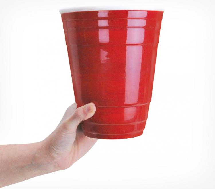 Giant Red Solo Party Cup