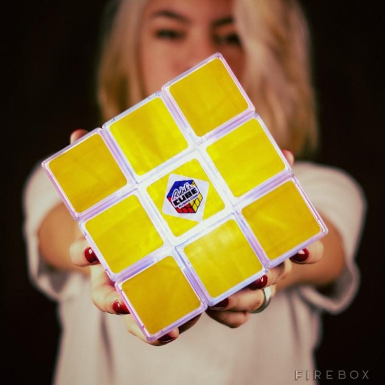 Giant Rubik S Cube Light