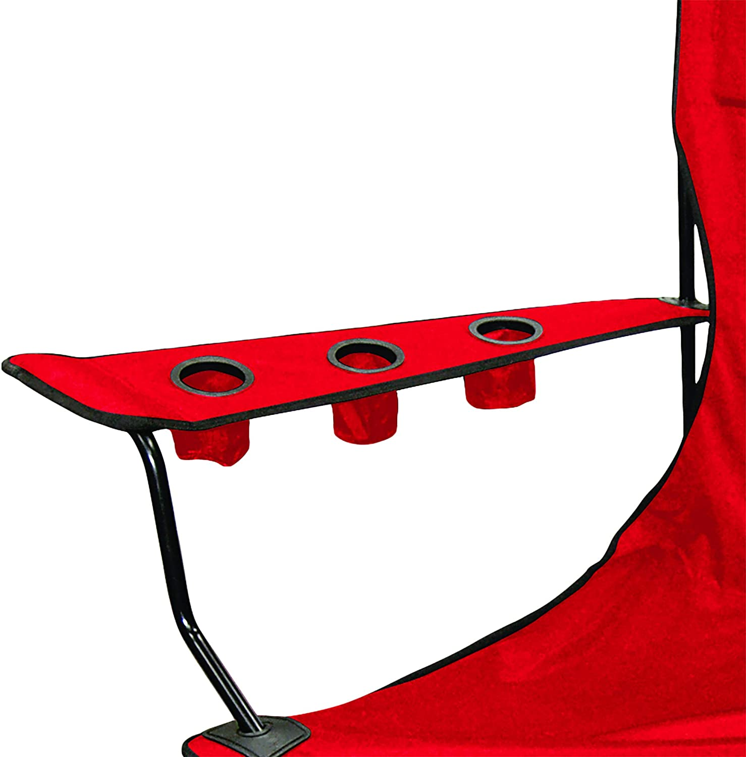 Giant Folding Chair - Giant Travel Chair With 6 Cup Holders