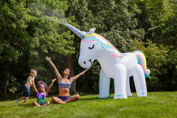 Giant Animal Inflatable Sprinklers