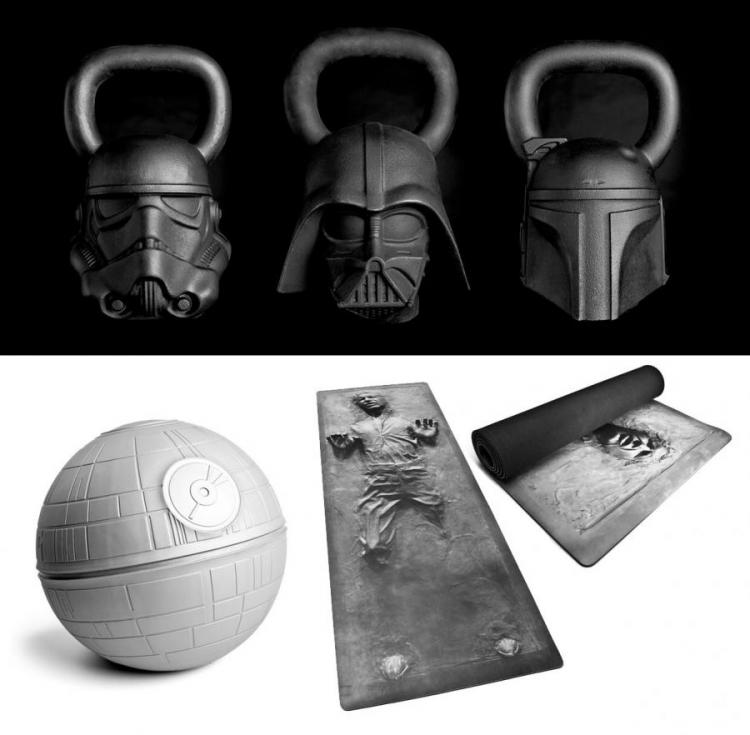 Star Wars Themed Exercise Equipment