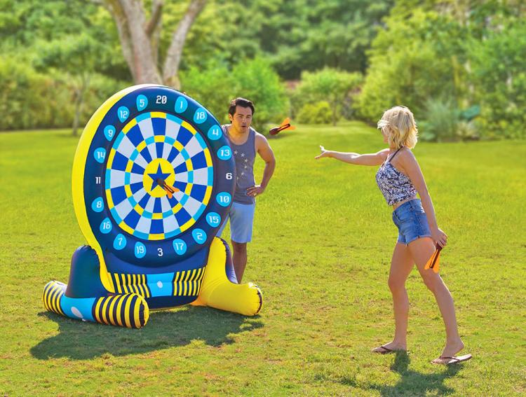 Giant Inflatable Outdoor Dart Board
