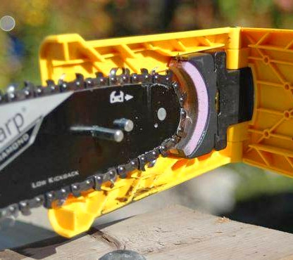 Chainsaw Teeth Sharpener Sharpens Your Chainsaw In Seconds