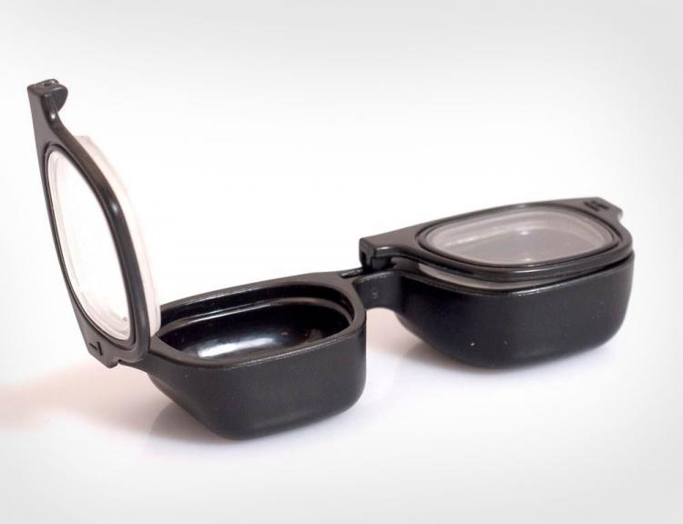 Glasses Frames Contact Lens Case