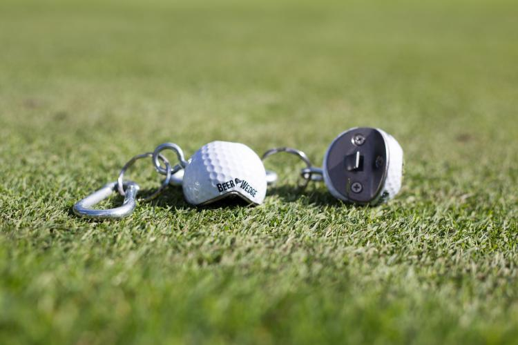 Golf Ball Bottle Opener