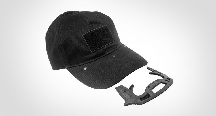 Gotcha Cap Self Defense Hat