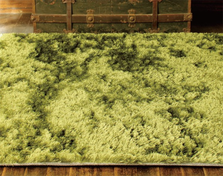 Grass Rug A Rug That Looks Like It S Made From Grass Hint It S Not
