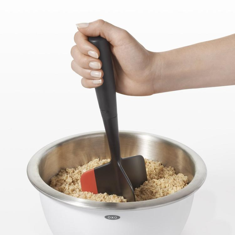 Stove-top Ground Beef Chopper - OXO Frozen Ground Beef Cooking Utensil