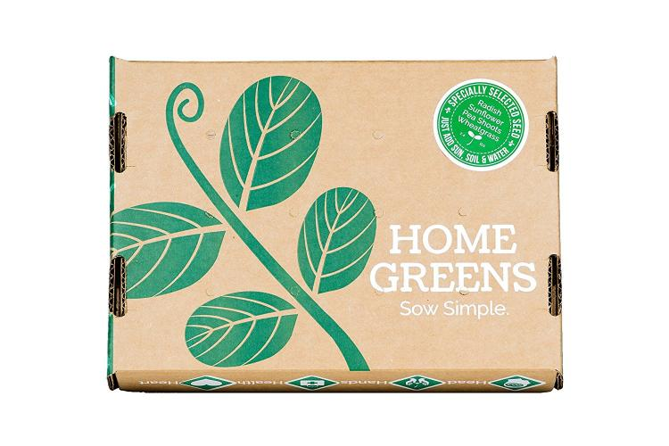 Simply Good Box By Home Greens - Home Gardening Kit