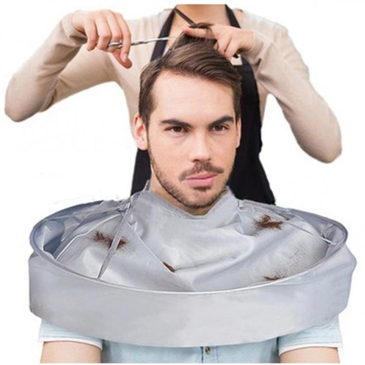 Haircut Umbrella Hair Catcher