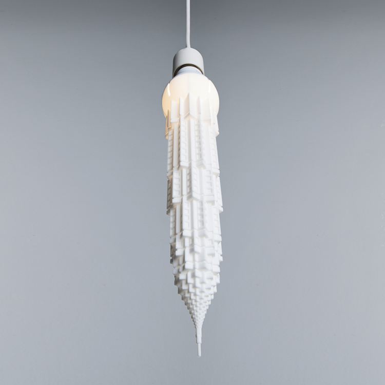 Skyscraper Building Pendant Lights -Stalaclights