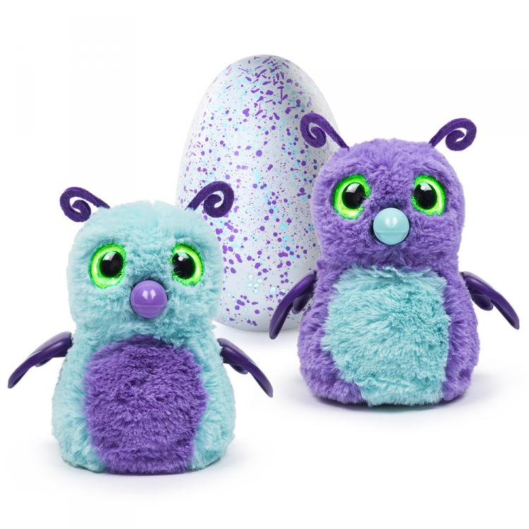 Hatchimals - Robotic Hatching Egg Creatures - Robot animal that hatches and you help raise it