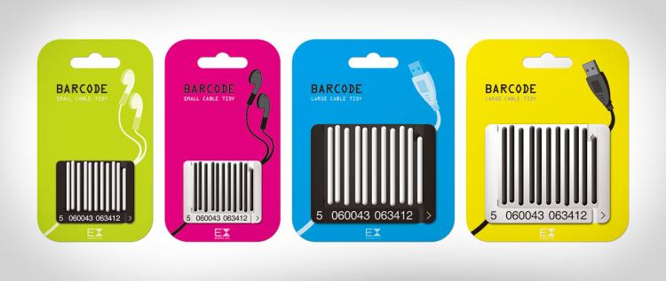 Barcode Cable Tidy