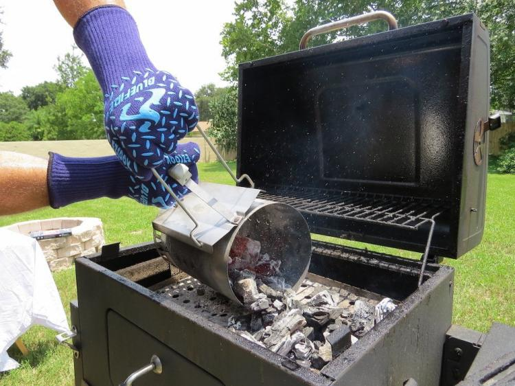Kevlar Heat Resistant Gloves For Cooking, BBQing, and Use With a Bonfire