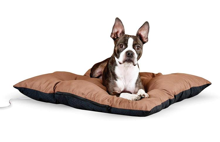 Heated Dog Cushion