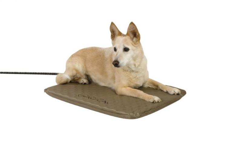 Heated Dog Mat