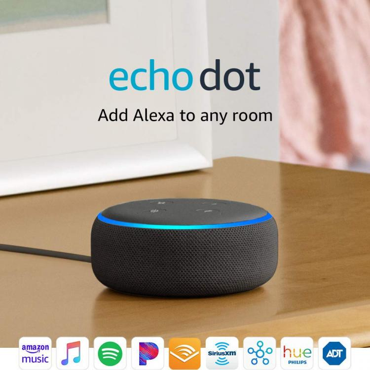 Best Deal The Echo Dot (3rd Generation)