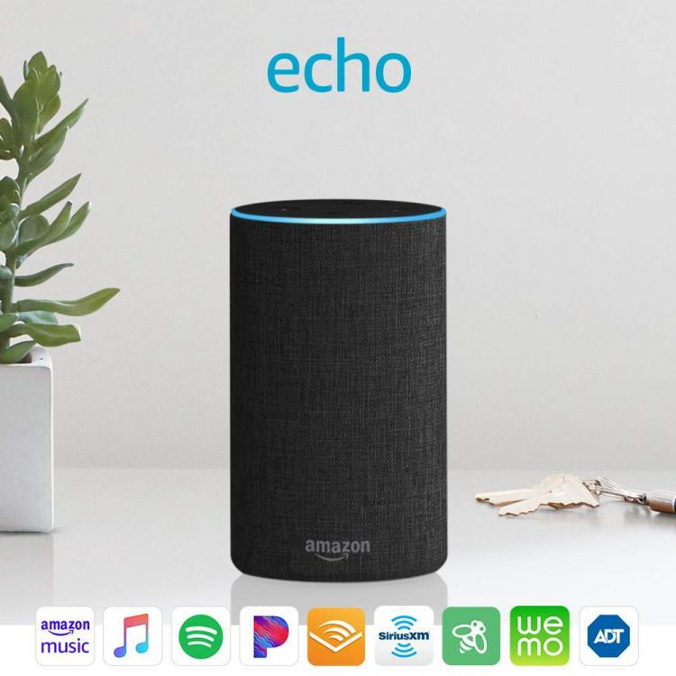 Best Deal 2nd Generation Amazon Echo