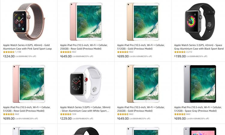 Best Deal Apple iPads - Best Deal Apple Smart Watches