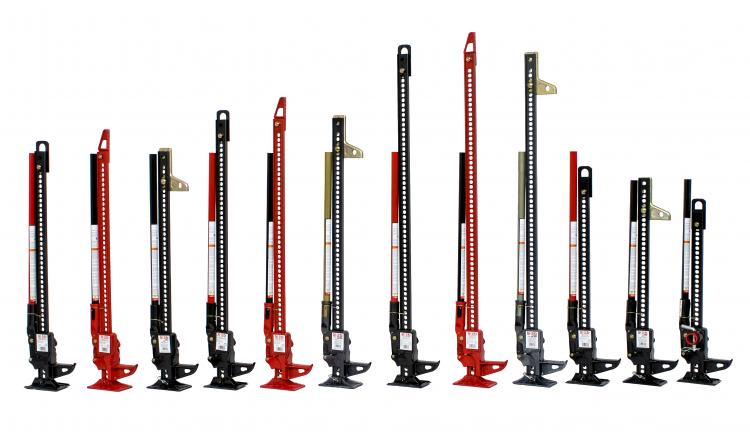 Hi-Lift Jack: Rugged/Versatile Emergency Jack and Rescue Tool - Best rugged car jack and first responder tool