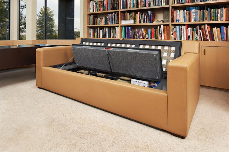 Hidden Home Safes Couch Safe Bed Ottoman
