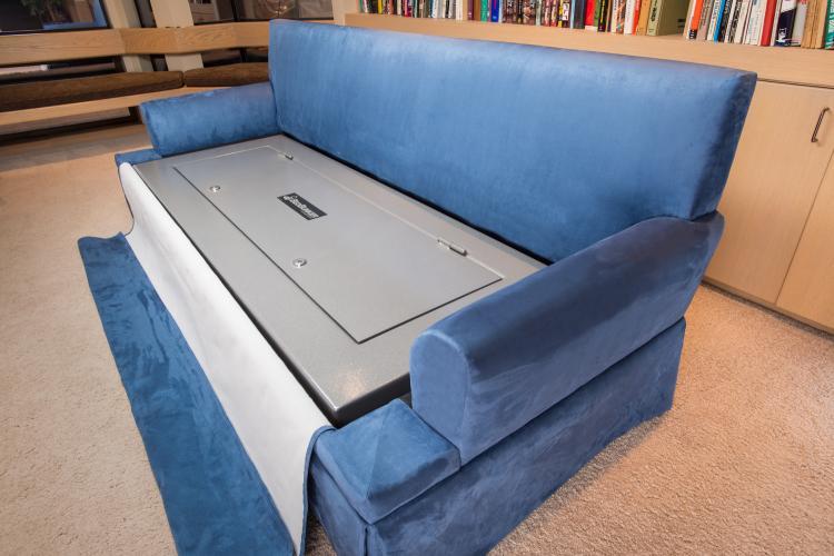 Great Hidden Home Safes   Hidden Couch Safe   Hidden Bed Safe   Hidden Ottoman  Safe
