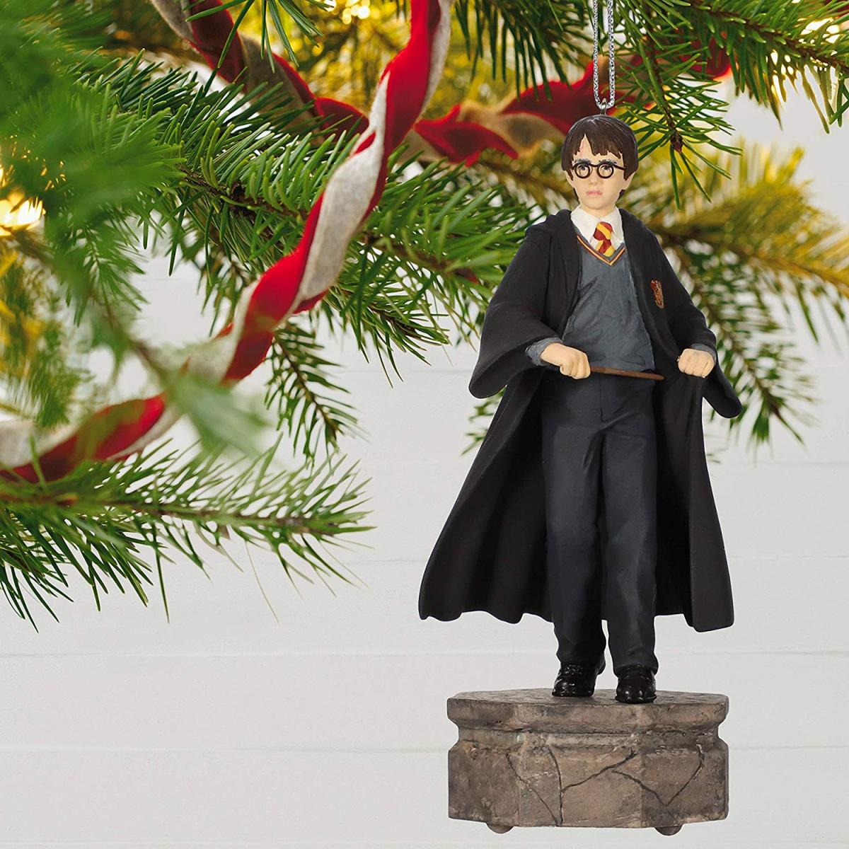 Harry Potter Christmas Tree Topper - Harry Potter Christmas Ornament