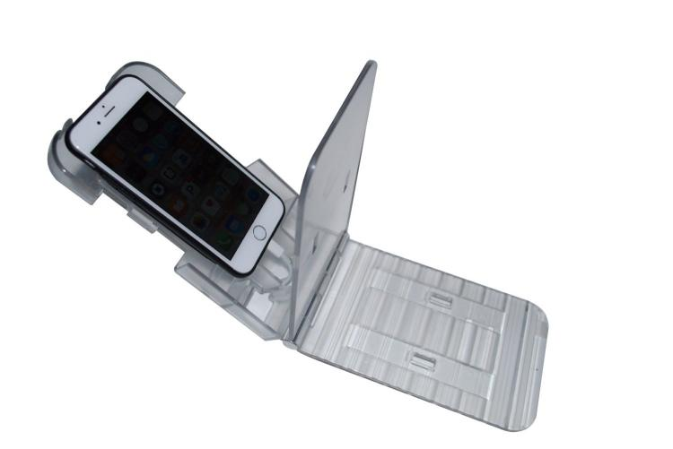 Holding Cell - Bedside Cell Phone Holder Mount