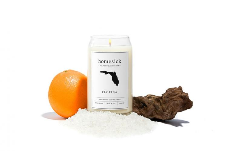 Florida Home Sick Candles - Candle smell of Florida