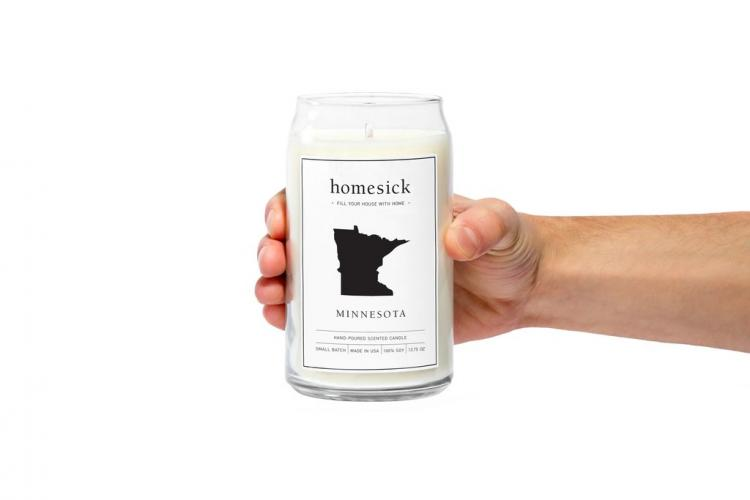 Minnesota Home Sick Candles - Candle smell of Minnesota