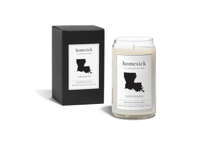 Louisiana Home Sick Candles - Candle smell of Louisiana