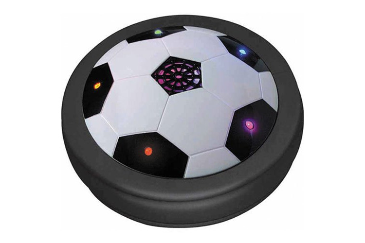 Hover Ball Toy : Hover soccer giant air hockey like puck you can