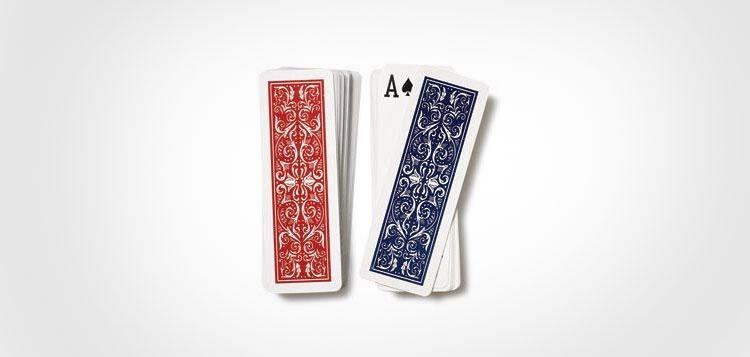 half card