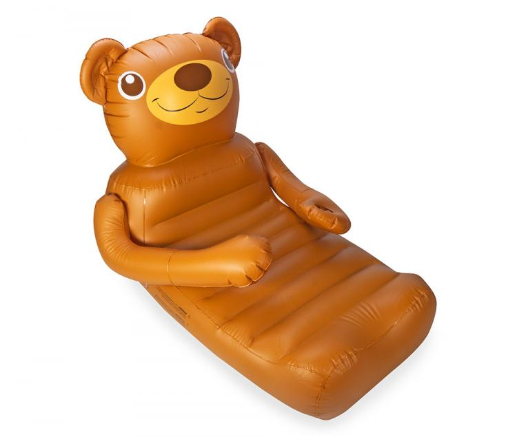 Hugging Sloth Pool Float Lounger - Funny pool floats