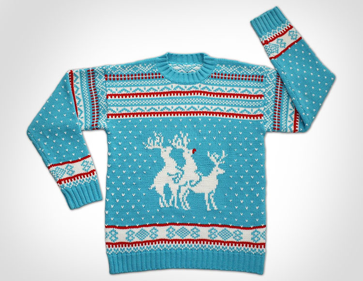 humping reindeer ugly christmas sweater - Ugly Christmas Sweater Amazon