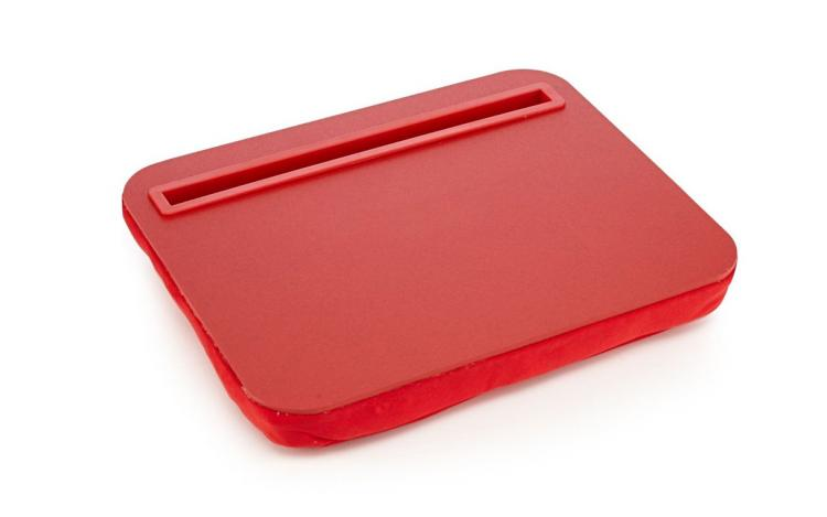 iBed Tablet Lap Desk - red