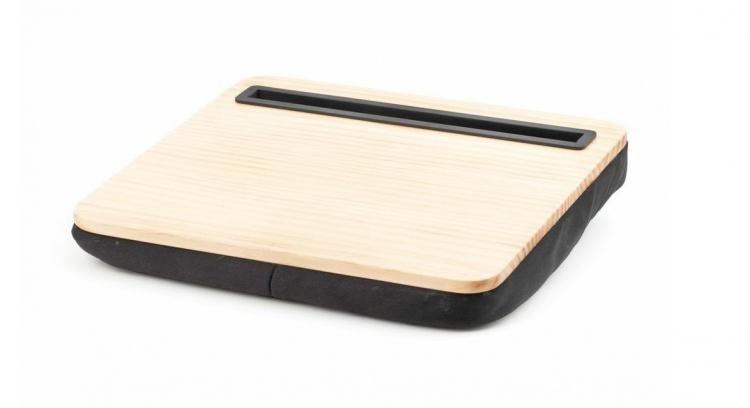 iBed Tablet Lap Desk - Wood