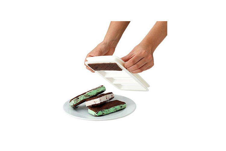 Home Ice Cream Sandwich Maker